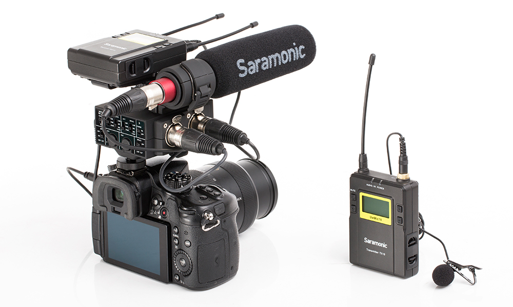 Saramonic SR-NV5 Directional Cardioid Condenser Microphone