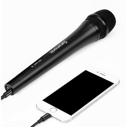 Saramonic SR-HM7 DI Handheld Dynamic USB Microphone for iOS Devices