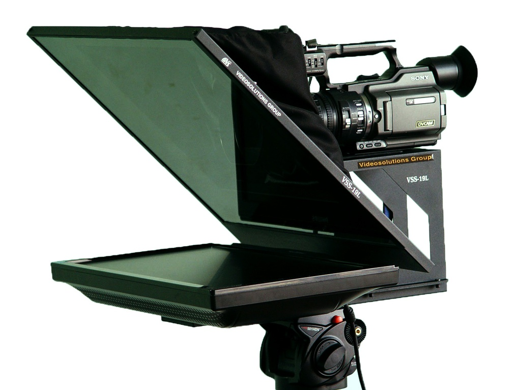 Videosolution VSS-19L Lightweight Studio Teleprompter