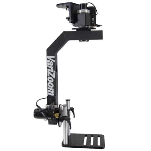 VariZoom VZMC100 Professional Video Camera Crane Remote Head