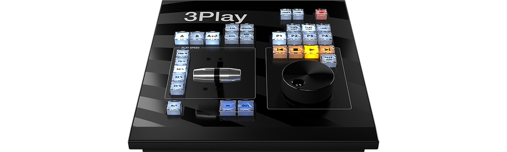 NewTek 3Play 425 Control Surface