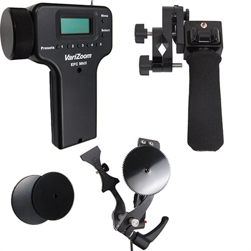 VariZoom VZ-EFZ-PGF zoom and electronic focus control