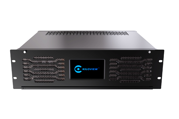 Kiloview R Series Rack-mounted 32 Channels Professional video encoder