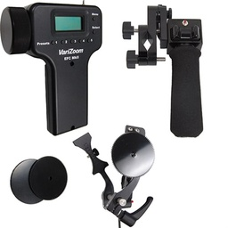 VariZoom VZ-EFZ-PGC zoom and electronic focus control for Canon lens