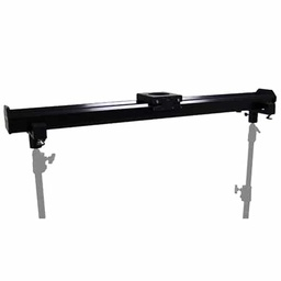 VariZoom VariSlider VSM1-C camera slider with 2 c-stand / low boy mounts