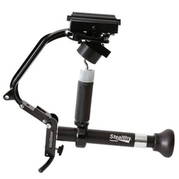 VariZoom STEALTHYPRO Deluxe Triple Award Winning Multi Purpose Camera Support