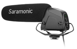 Saramonic SR-VM4 Directional Condenser Microphone for DSLR Camera/Camcorder