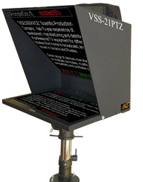 Videosolution VSS-21PTZ Teleprompter for PTZ Camera